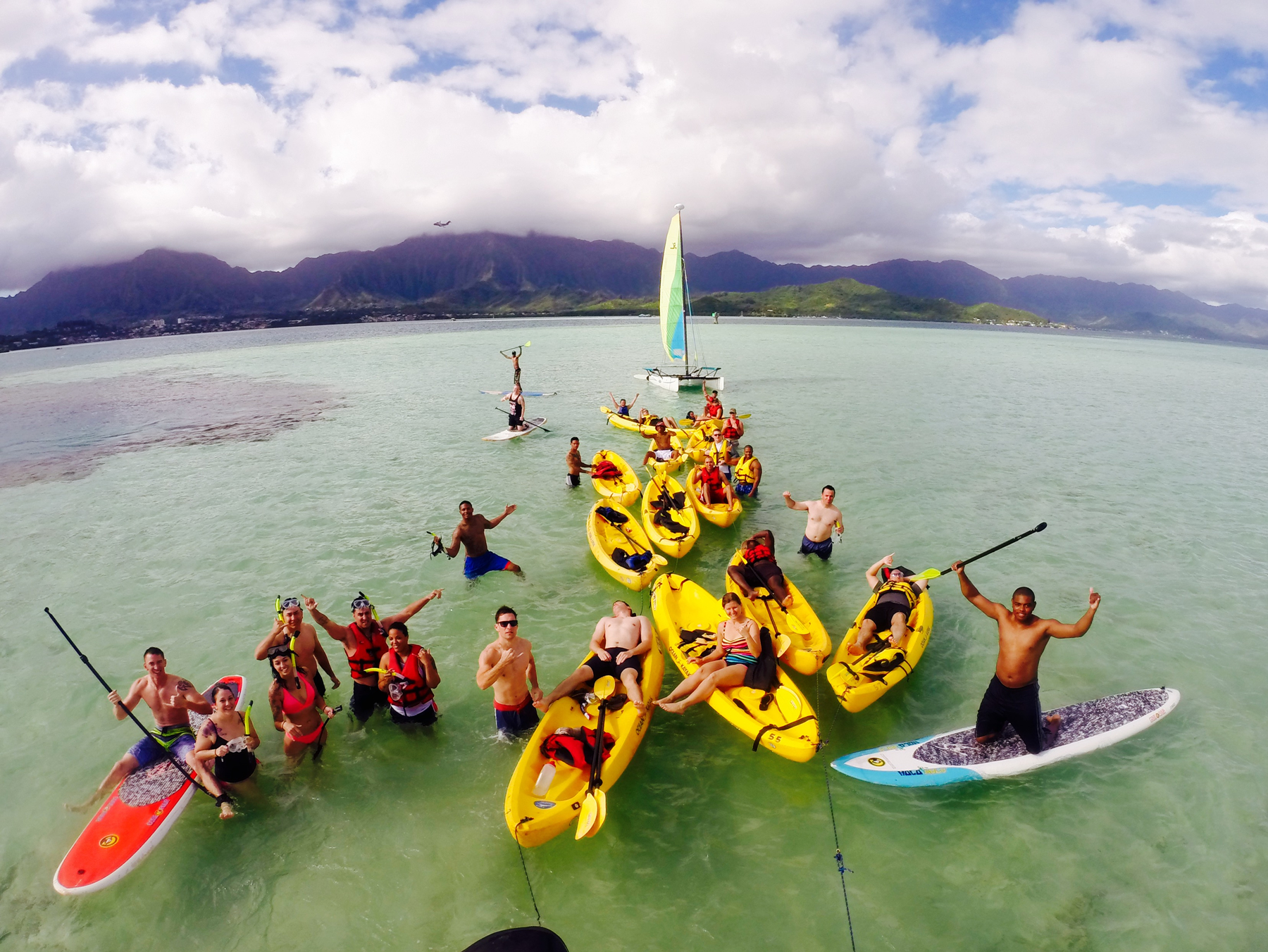 Kayak, Stand-Up-Paddle Board, and Snorkel Rentals | Holokai Adventure